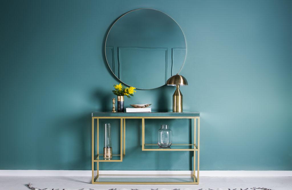 The Jonet Mirror Perch & Parrow