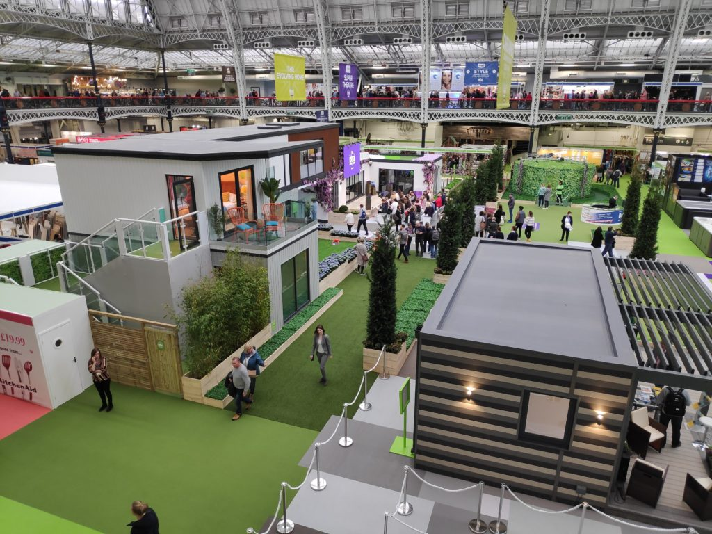 The Evolving Home at Ideal Home Show