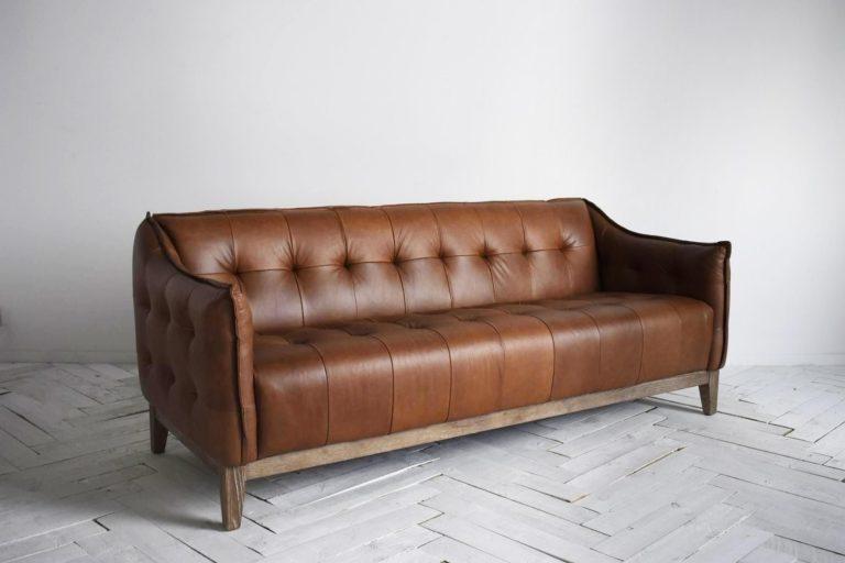Parker Three-Seater Sofa