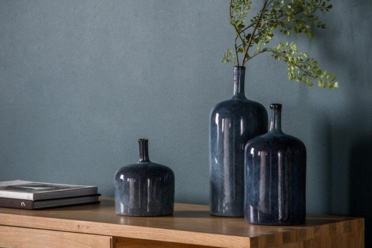Orion Vases Set of Three