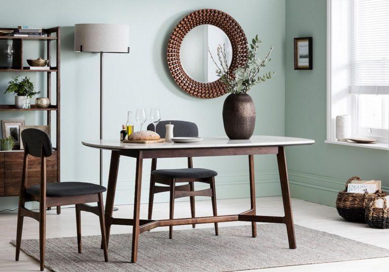 Palma Acacia Dining Table