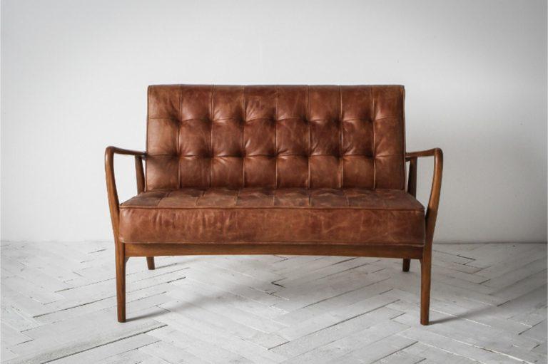 Brad Two-Seater Sofa