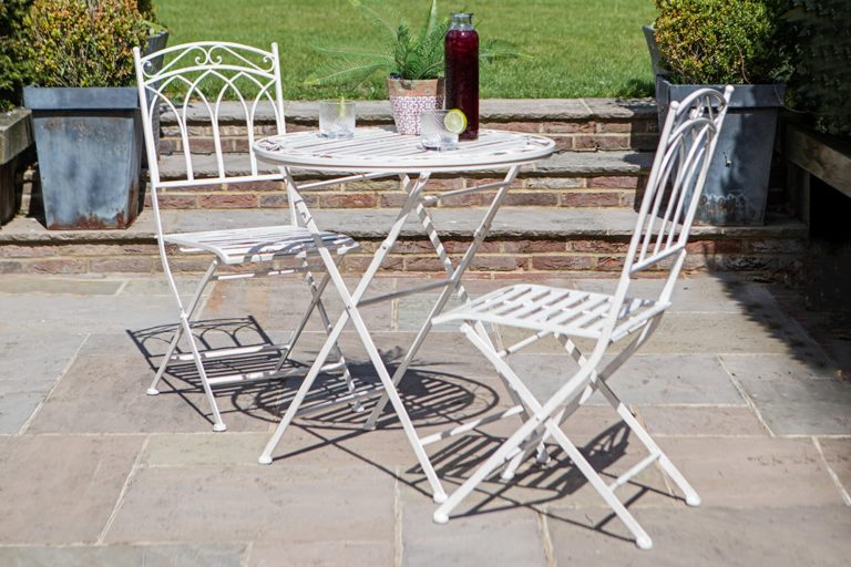 Paxton Bistro Chair and Table Set