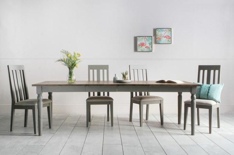 Cooper Oak Extendable Table