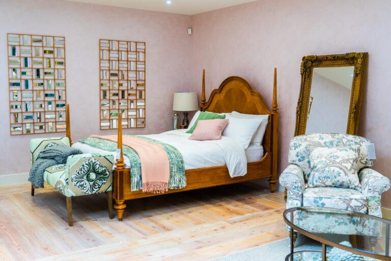 Botticelli 5' King Size Bed Frame