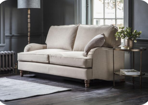 Robyn Three-Seater Sofa