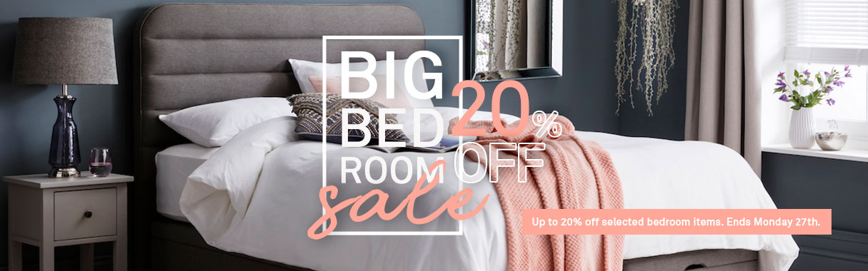 Big Bedroom Sale