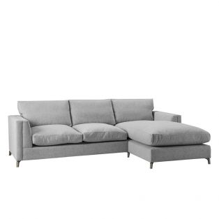 Chris Right Hand Chaise Sofa