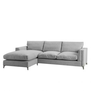 Chris Left Hand Chaise Sofa