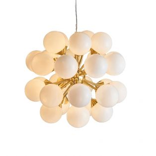Mabel Large Ceiling Pendant in Gold