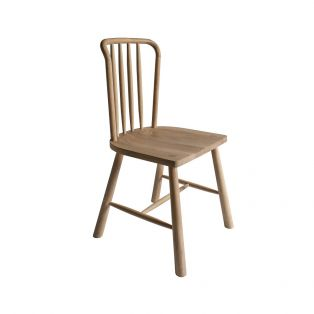 Rebecca Oak Dining Chair