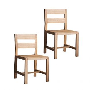 Lee Dining Chair, Set of Two