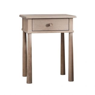 Rebecca Oak Bedside Table