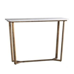 Chloe Marble Console Table