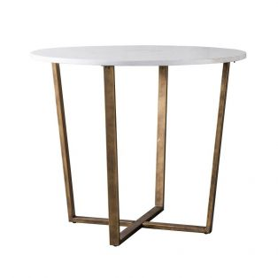 Chloe Marble Dining Table