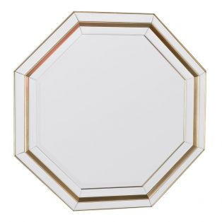 Grace Hexagon Mirror