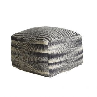 Dagmar Pouffe in Monochrome