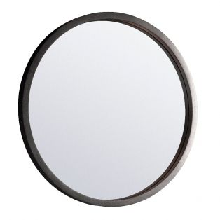 Sadie Mirror in Charcoal