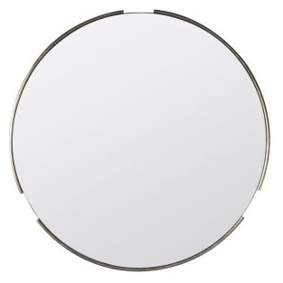 Wenlock Mirror in Gold