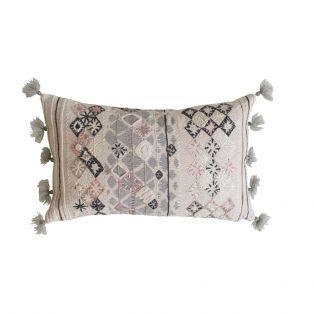 Primrose Handmade Cotton Cushion