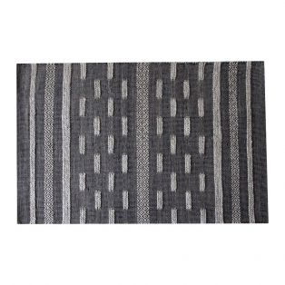 Sonora Handwoven Rug in Monochrome