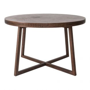 Sadie Round Dining Table in Natural