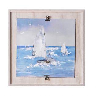 Sea Breeze Framed Wall Art