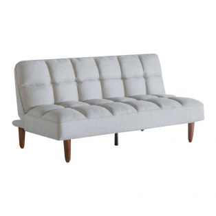 Nina Click Clack Sofa Bed in Oatmeal