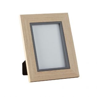 Adelyn Wood Effect 5x7''  Picture Frame