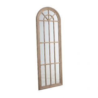Lambelle Standing Mirror in Natural