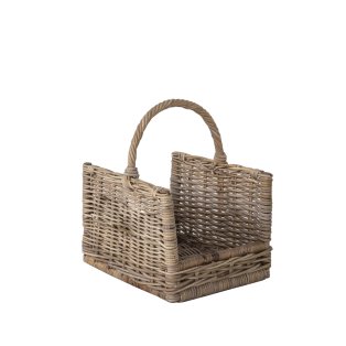 Heston Woven Log Basket