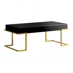 Coco Mirrored Coffee Table