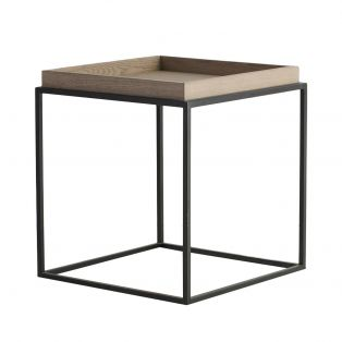 Travis Side Table in Natural