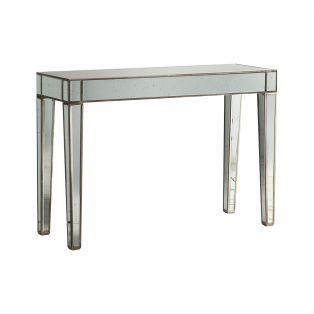 Saina Patina Console Table