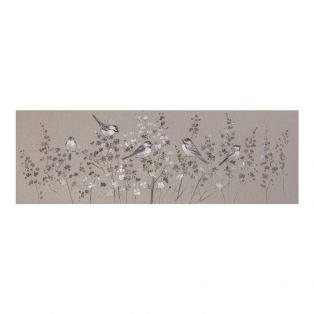 Leilani Floral Canvas Wall Art