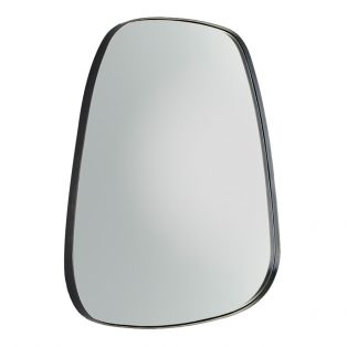 Blair Pewter East Wall Mirror