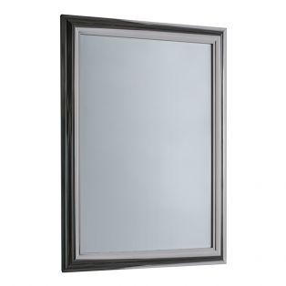 Colin Large Wall Mirror in Silver