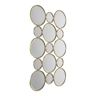 Maggie Circles Wall Mirror