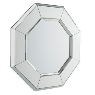 Brady Octagon Wall Mirror