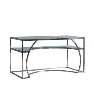Maddox Glass Desk