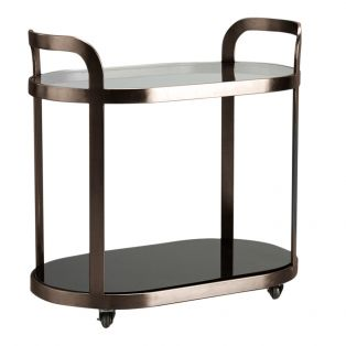 Margarita Bronze Drinks Trolley