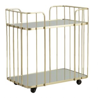Mimosa Champagne Drinks Trolley