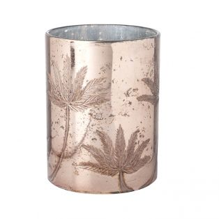 Maple Metallic Medium Vase
