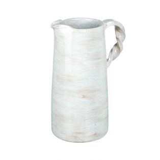 Shoreline Grey Small Pitcher