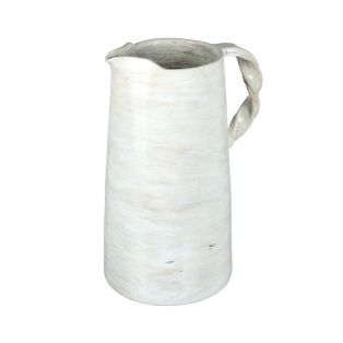 Shoreline Grey Large Pitcher