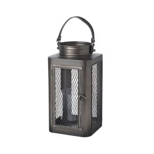 Lannigan Small Bronze Lantern