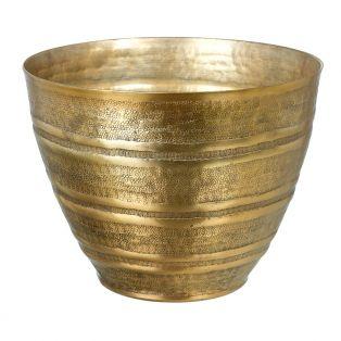 Dorval Golden Medium Planter