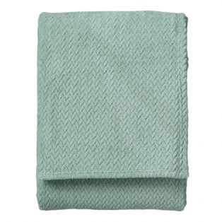 Chase Mint Green Throw