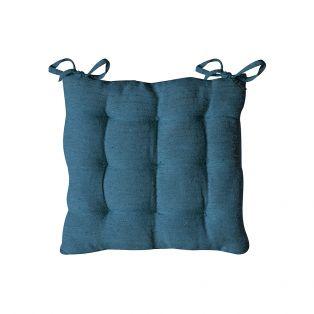 Terrance Teal Blue Seat Pad