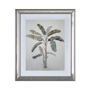 Banana Palm Tree Framed Wall Art II